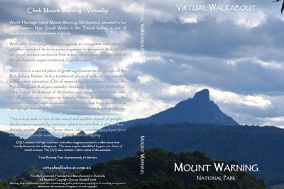 Mount Warning Track