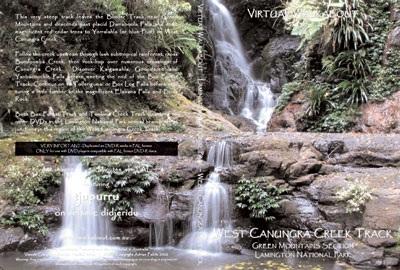 West Canungra Creek Track