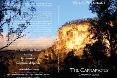 Carnarvon Gorge Section of Carnarvon National Park